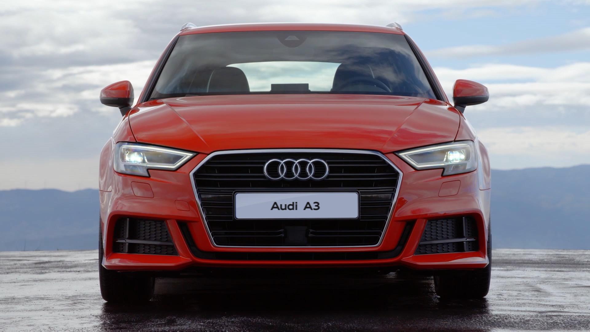 Audi A3 Sportback > A3 > FAW-Volkswagen Audi>Vorsprung durch Technik