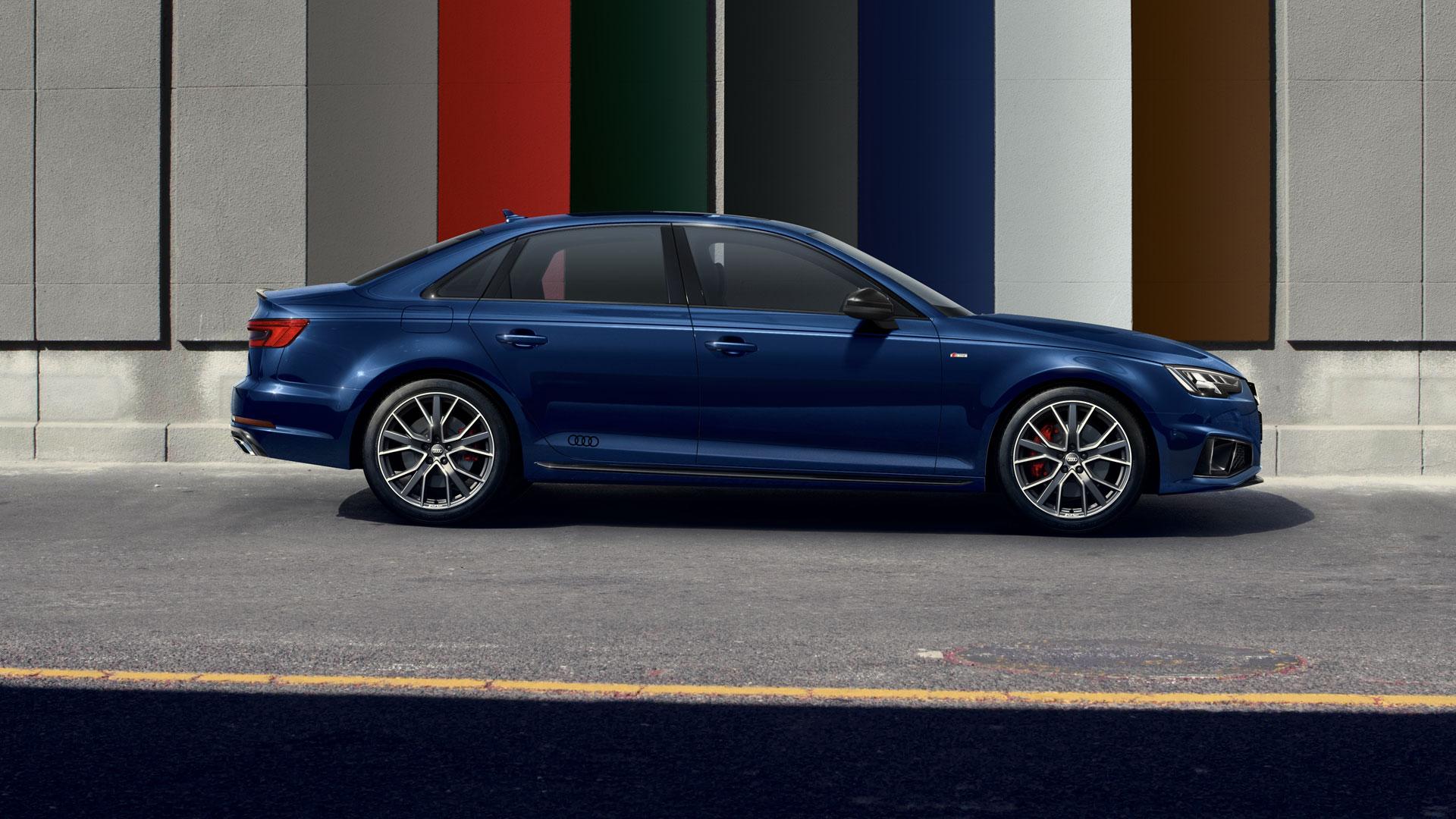 All New Audi A4l A4 Faw Volkswagen Audi Vorsprung Durch Technik