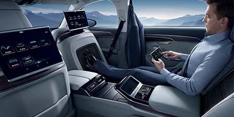 车载中控,汽车中控屏发展趋势