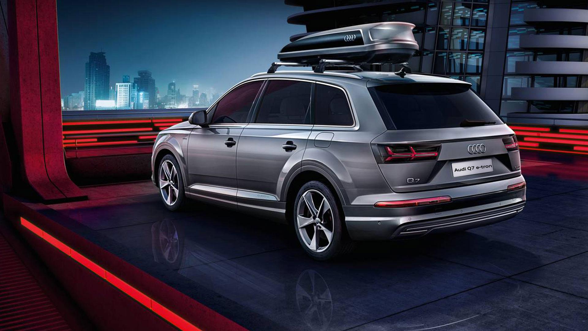 Kelebihan Audi Q7 Etron Perbandingan Harga